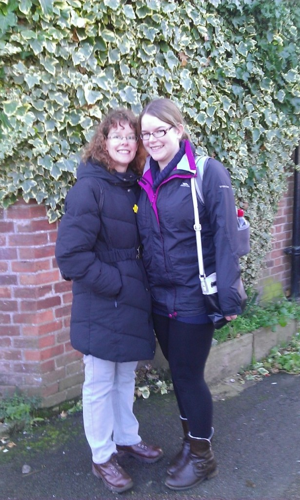 Me with my wonderful Mum :)