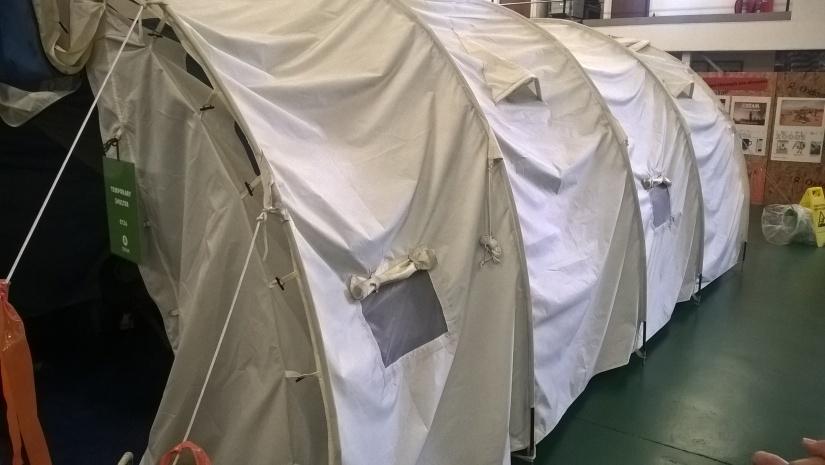 Shelter.
