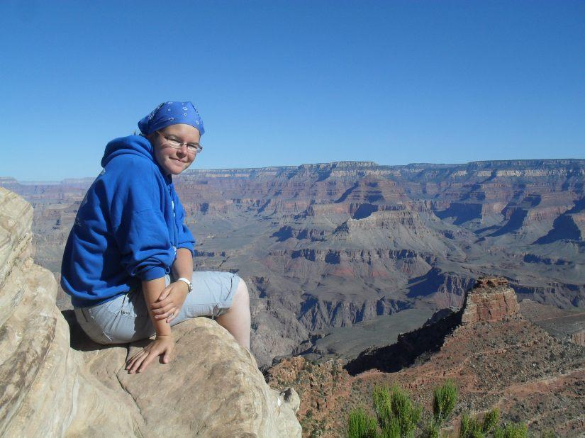 Grand Canyon - amazing.