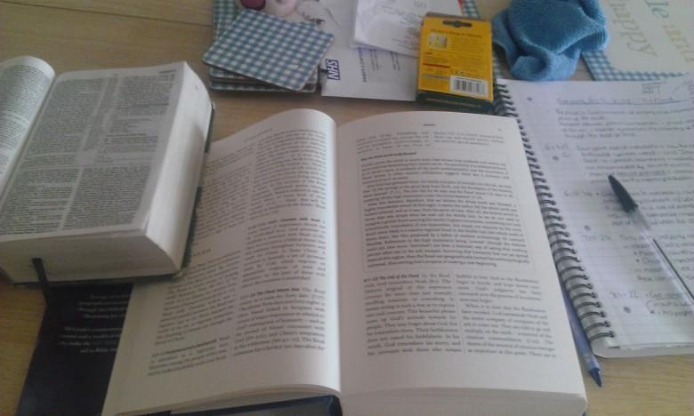 Bible Study...