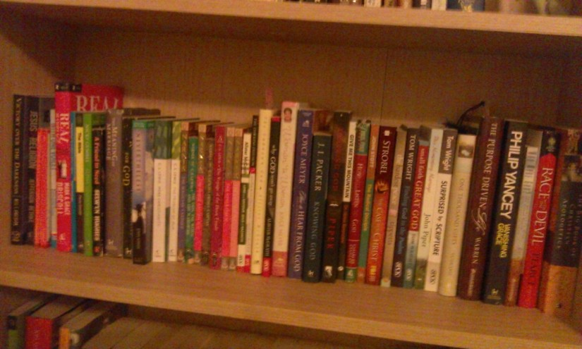 I just keep buying books...